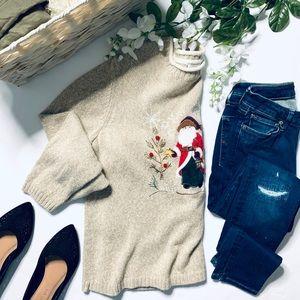 Adorable ugly Christmas sweater! 🎅🏼